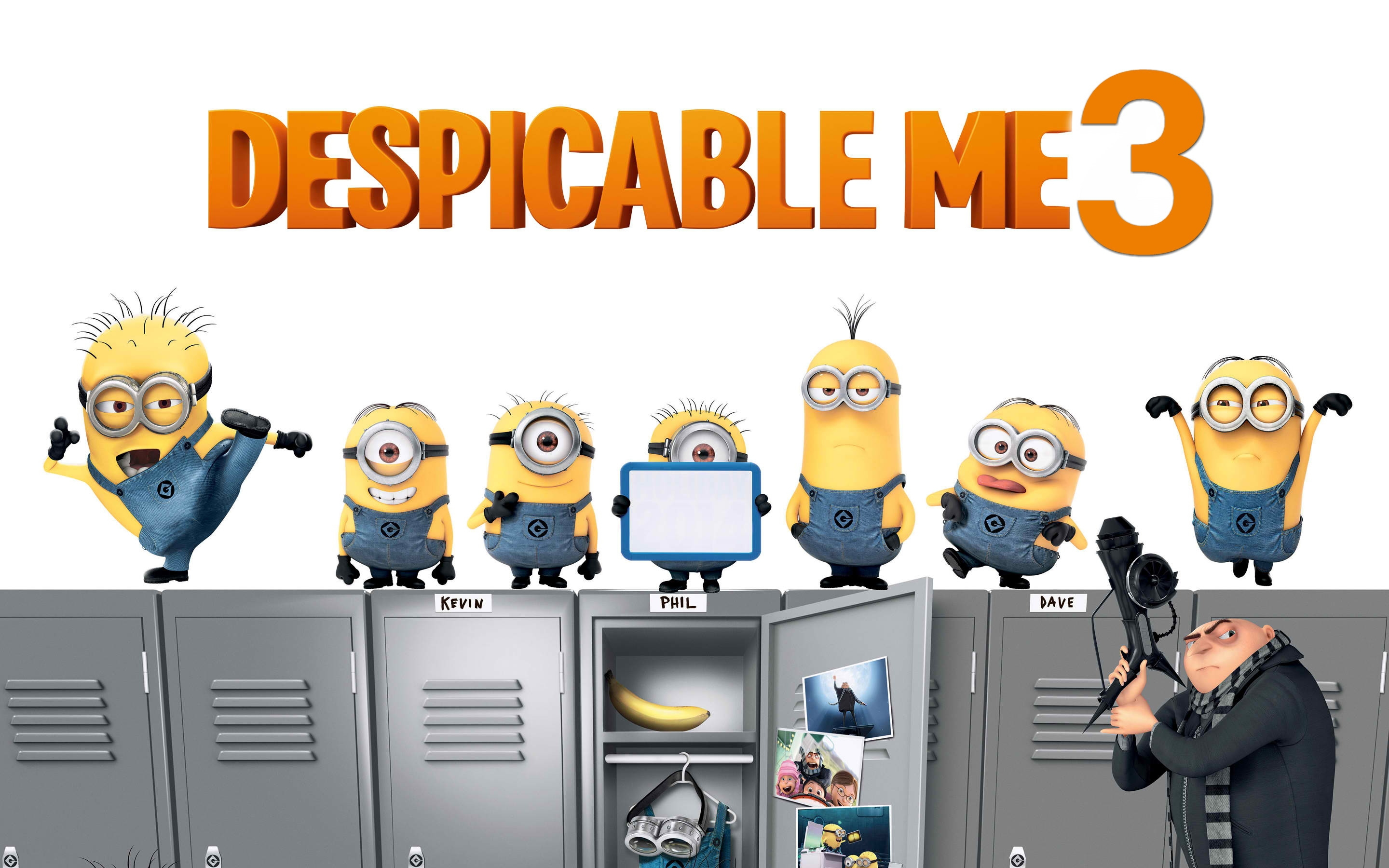 Fakta Despicable Me 3