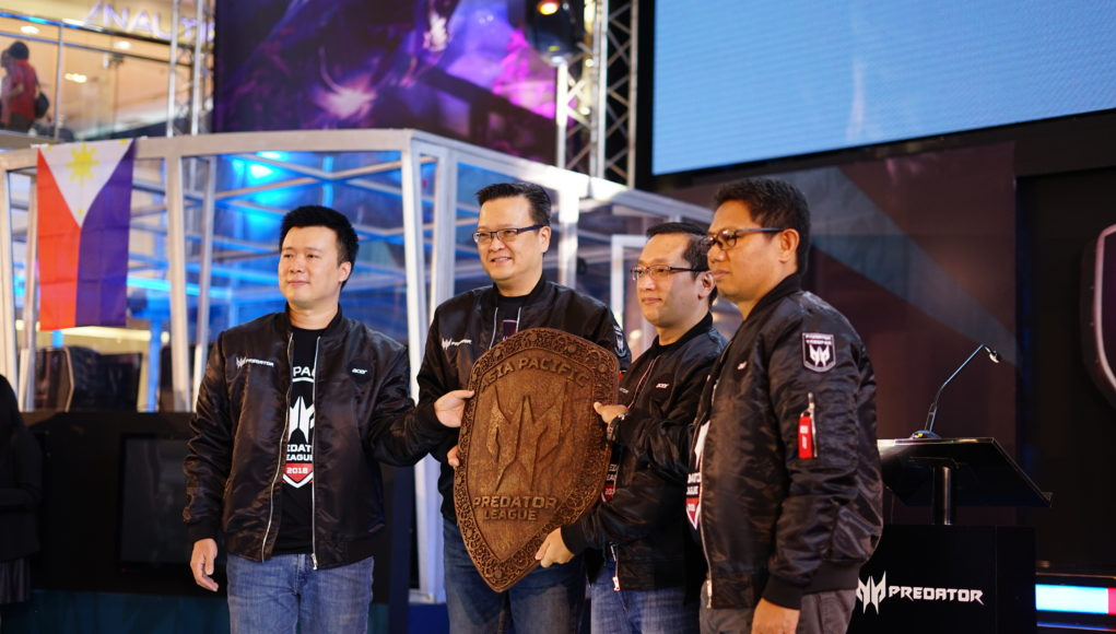 Grand Final APAC Predator League 2018 Dimulai!