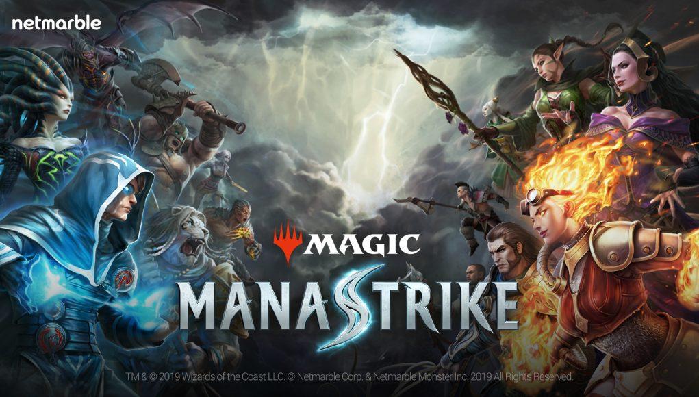 [Magic ManaStrike] Netmarble Ungkap Detail Mobile Game Terbaru