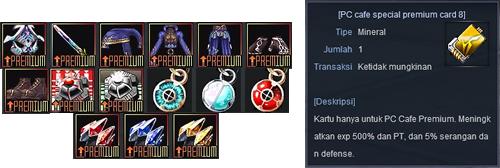 Premium Item