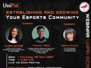 UniPin Community Diskusikan Pentingnya Nilai dan Kepemimpinan dalam Komunitas Esports