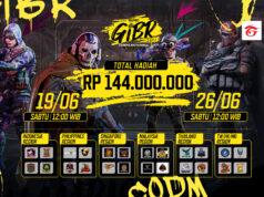 Dukung Tim Indonesia Di Turnamen Esports Call of Duty®: Mobile Garena Invitational Battle Royale (GiBR) 2021 Akhir Pekan Ini