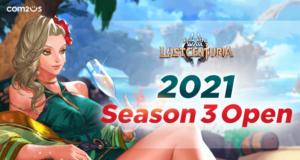 Summoners War: Lost Centuria Merilis Update Musim 3 Special Mode