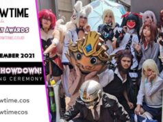 Final SHOWTIME Cosplay Awards 2021